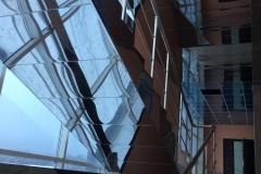 Перила из нержавеющей стали, металлические конструкции