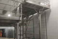 Изготовление ограждений перила сталь ш1