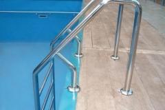 Купить лестницу в бассейн
