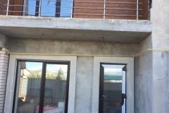 Стальные ограждения для лоджий балконов