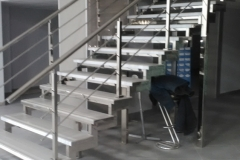 перила для лестниц компания