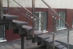 купить перила для лестниц изготовление
