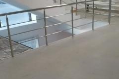перила для лестниц в помещении цена в помещении