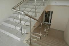 перила для лестниц цена металлические