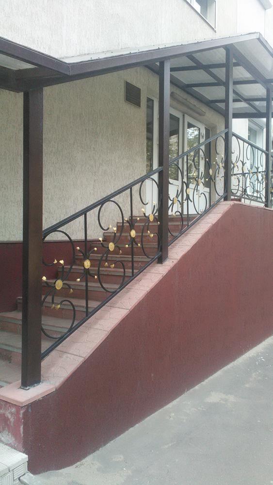 купить перила для лестниц